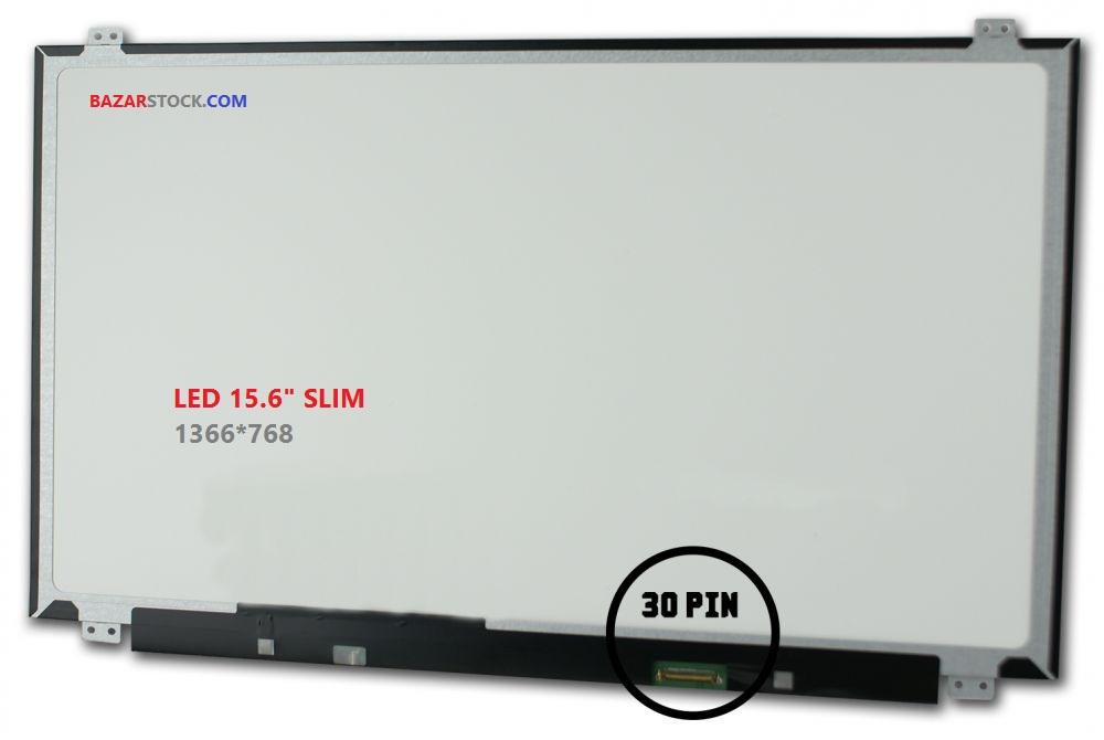 ال ای دی لپ تاپ 15.6  LP156WHU  نازک  30 پینHD