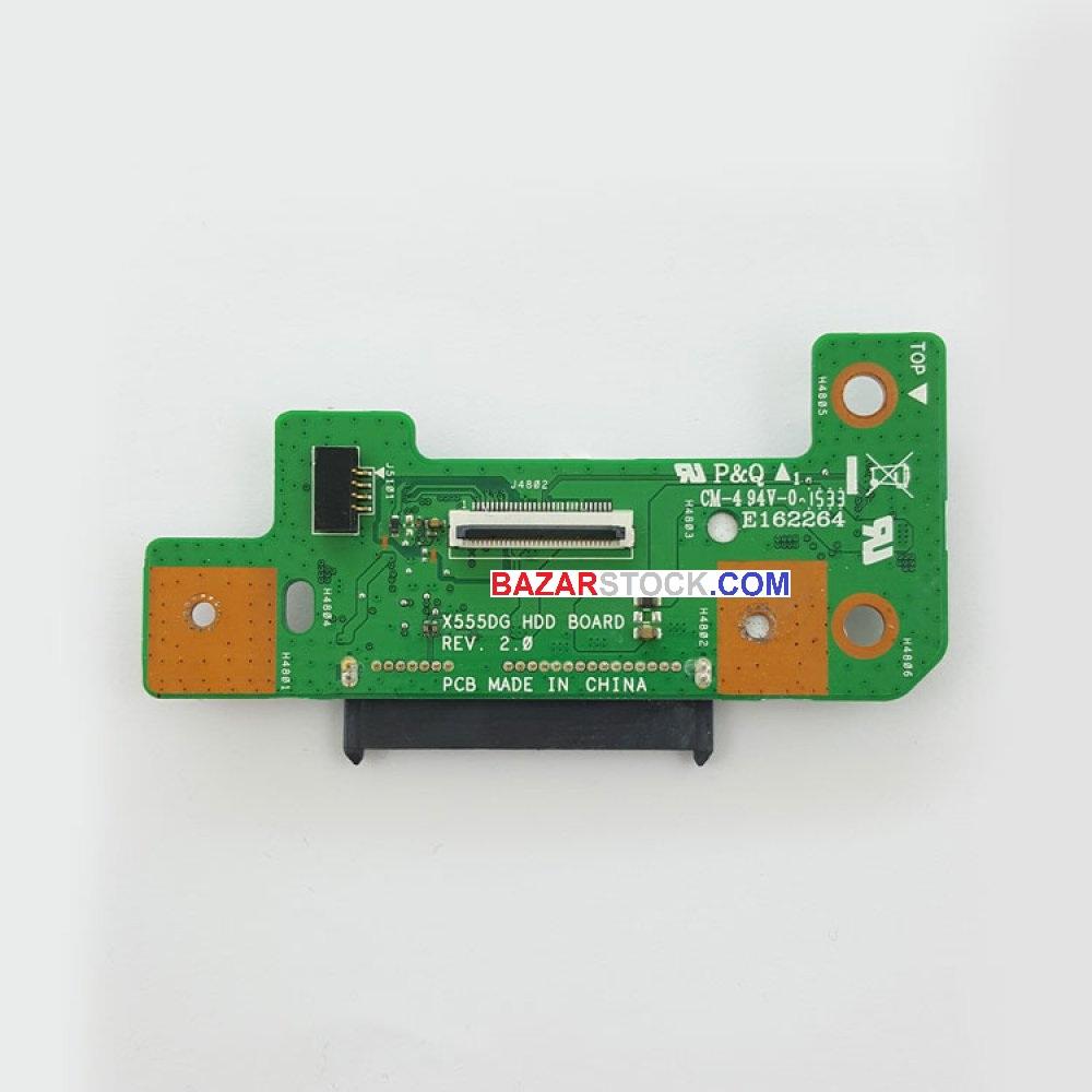 برد هارد لپ تاپ ایسوس X555DG Rev2.0
