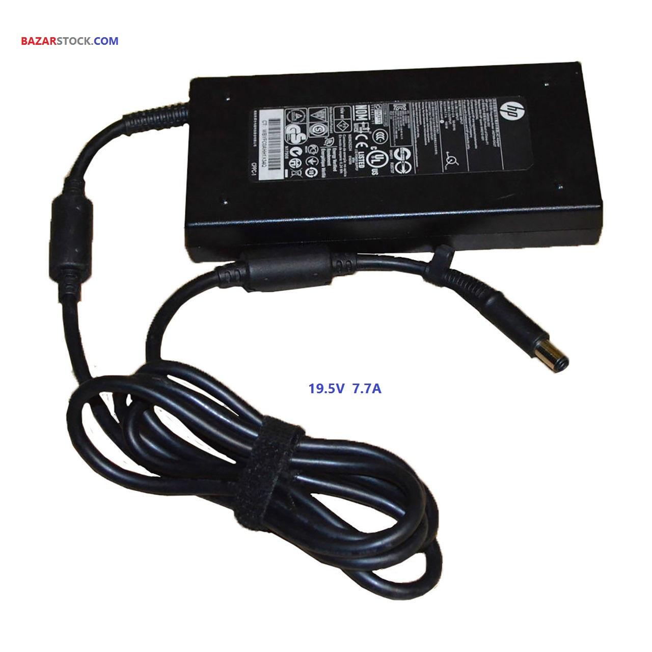 شارژر لپ تاپ اچ پی HP ADAPTER  150W 19.5V 7.7A