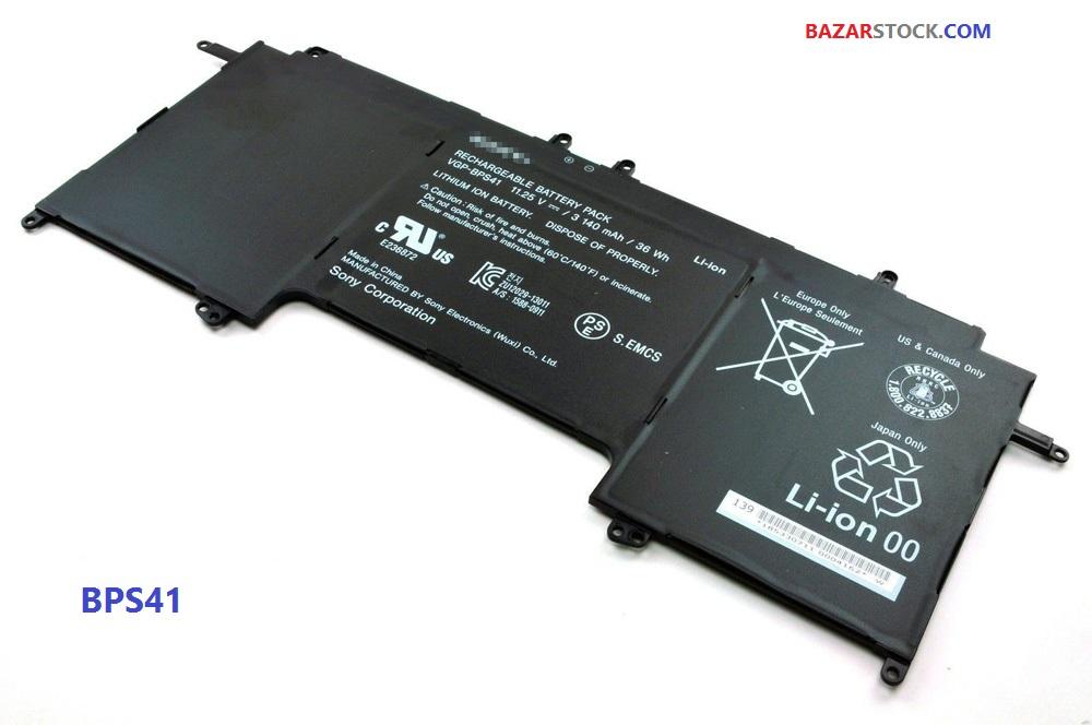باتری لپ تاپ سونی SONY LAPTOP BATTERY VGP-BPS41