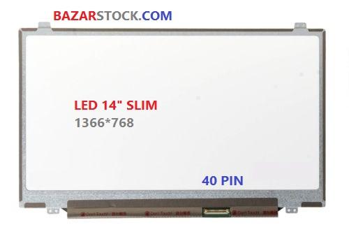 ال ای دی لپ تاپ 14.0 B140XTN03.6 نازک  ۴۰ پین
