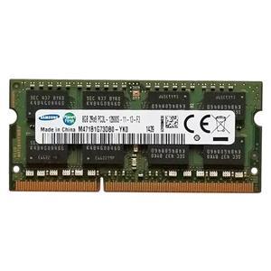 رم لپ تاپ 8 گیگ SAMSUNG LAPTOP RAM 8GB DDR3L- DDR3L