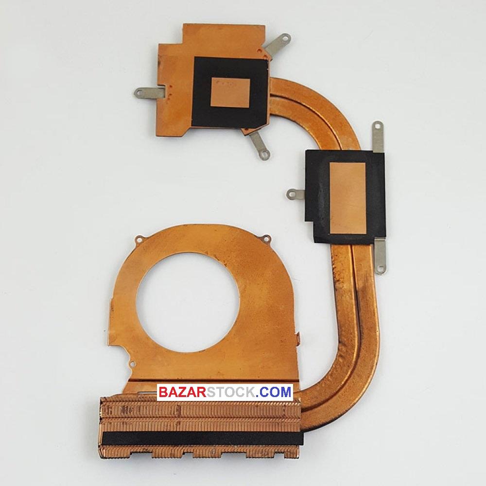 هیت سینک لپ تاپ لنوو IdeaPad Z51-70 گرافیک دار