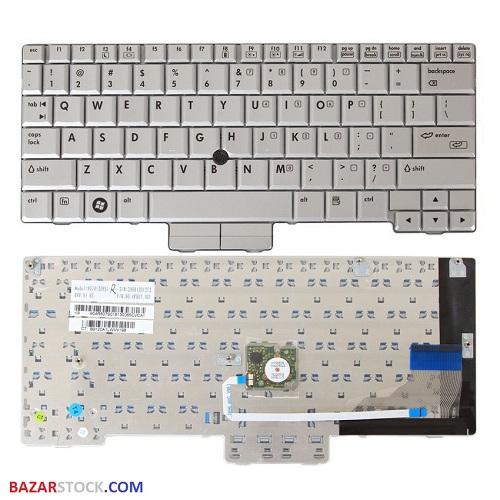 کیبورد لپ تاپ اچ پی HP LAPTOP KEYBOARD 2710p
