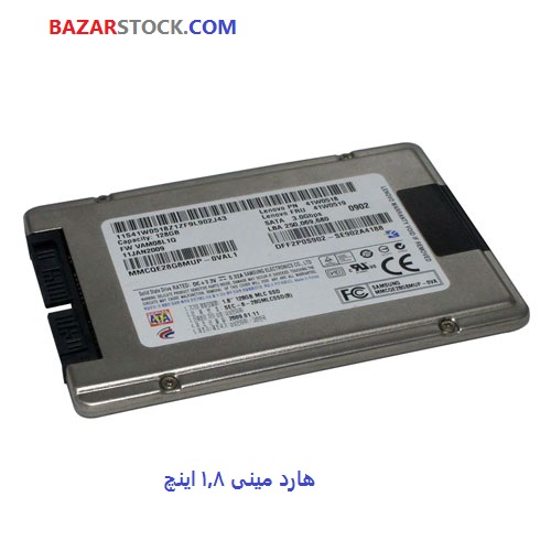 هارد مینی HARD MINI SSD 1.8 INCH 128GB