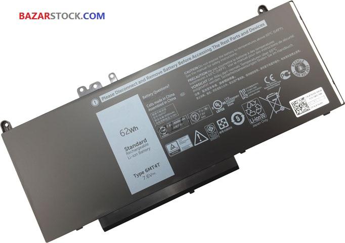 باتری لپ تاپ دل ۵۴۷۰ DELL BATTERY E5470 - 6MT4T