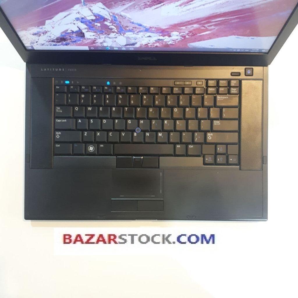 لپ تاپ استوک DELL Latitude E6510