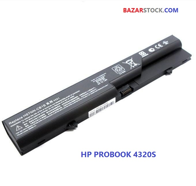 باتري لپ تاپ اچ پی پروبوک HP BATTERY PROBOOK 4320S