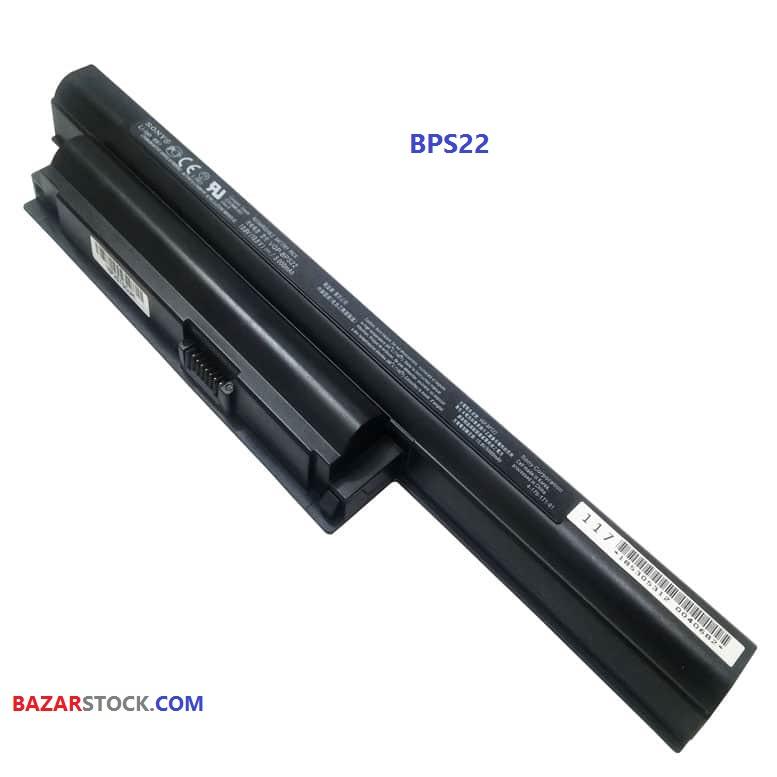 باتری لپ تاپ سونی SONY LAPTOP BATTERY VGP-BPS22