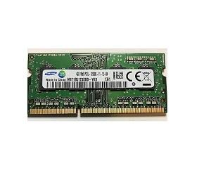 رم لپ تاپ 4 گیگ  SAMSUNG LAPTOP RAM 4GB DDR3L-  DDR3L