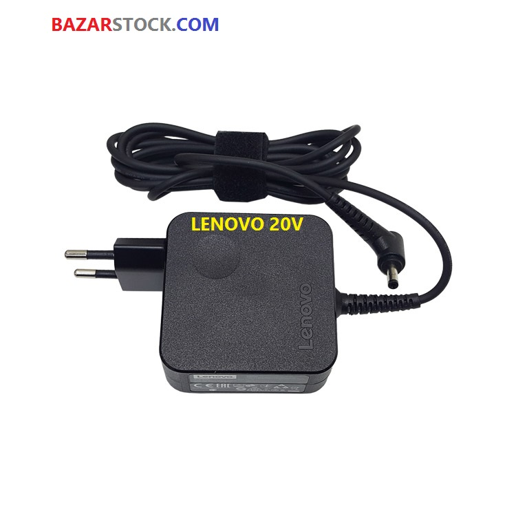 شارژر لپ تاپ لنوو  LENOVO ADAPTER 20V 2.25A