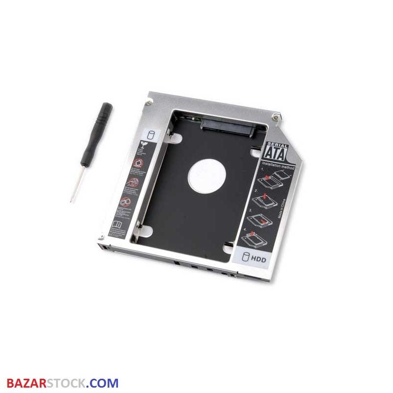 براکت هارد کدی Second Hard Drive (HDD) Caddy