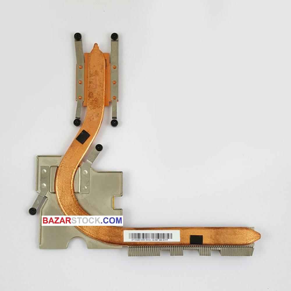 هیت سینک لپ تاپ لنوو IdeaPad 310_AT11B0010W0_AT10Q0010W0 گرافیک دار