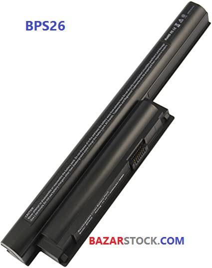 باتری لپ تاپ سونی SONY LAPTOP BATTERY VGP-BPS26