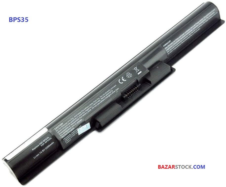 باتری لپ تاپ سونی SONY LAPTOP BATTERY VGP-BPS35