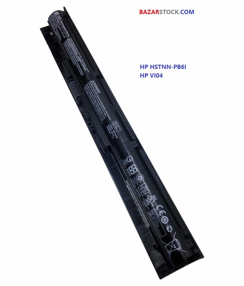 باتري لپ تاپ اچ پی HP BATTERY HSTNN-PB6I (VI04)