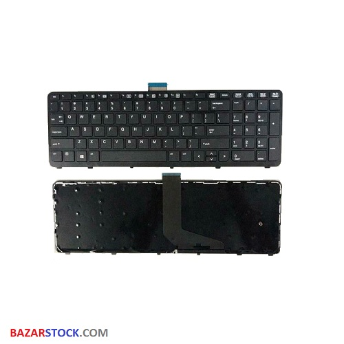 کیبورد لپ تاپ اچ پی زدبوک HP ZBOOK 15 KEYBOARD G1/G2