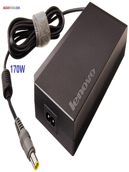 شارژر لپ تاپ لنوو LENOVO ADAPTER 170W 20V 8.5A