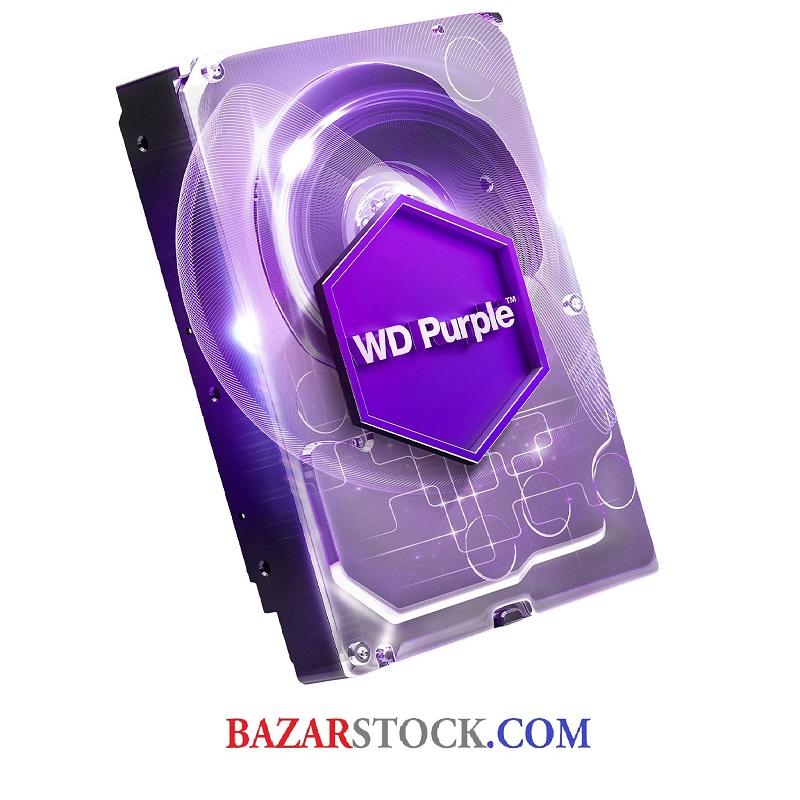 هارد اینترنال 12 ترابایت وسترن دیجیتال WD62PURZ