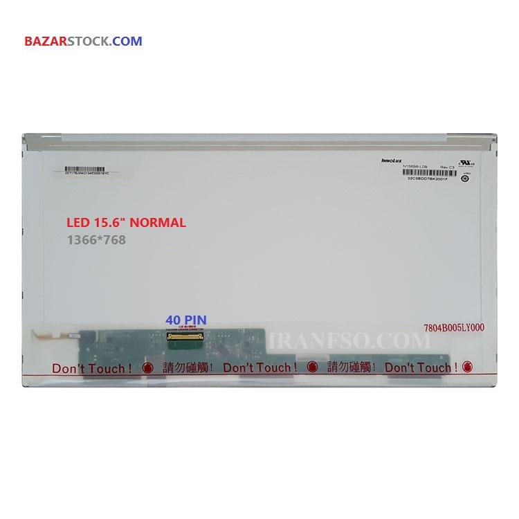 ال ای دی لپ تاپ 15.6  NT156WHM-N50نرمال  ۴۰ پین