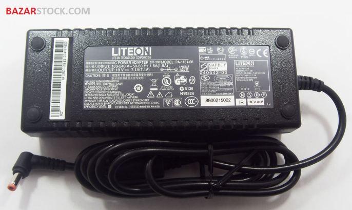 شارژر لپ تاپ ایسوس لایتون اورجینال ASUS LITEON ADAPTER 19V 7.1A